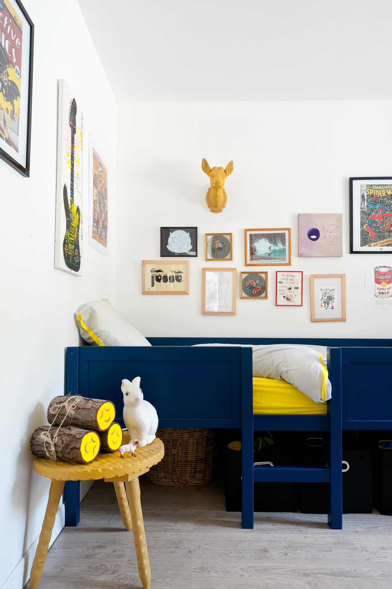 10 Amazing Kids Room Ideas: 10 Excellently Eclectic Kids Rooms