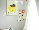 Beautifully curated Scandinavian kids room | 10 Ecclectic Kids Rooms - Tinyme Blog