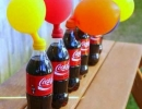 Fun balloon experiments with candy   10 Educational Kids Crafts - Tinyme Blog