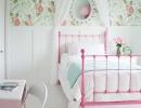 Enchanting little girl bedroom design | 10 Floral Girls Rooms - Tinyme Blog