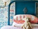 Stylish vintage girls bedroom | 10 Floral Girls Rooms - Tinyme Blog