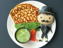 The Matador | 10 Food Art Designs - Tinyme Blog
