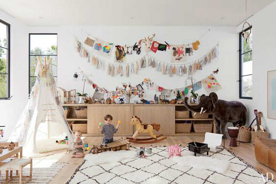 10 fun & friendly kids playrooms part 3 - tinyme blog