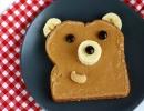 Very beary cutie! | 10 Fun Healthy Snacks Part 2 - Tinyme Blog