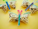 Lovely butterfly snack packs fly so free | 10 Fun Healthy Snacks Part 2 - Tinyme Blog
