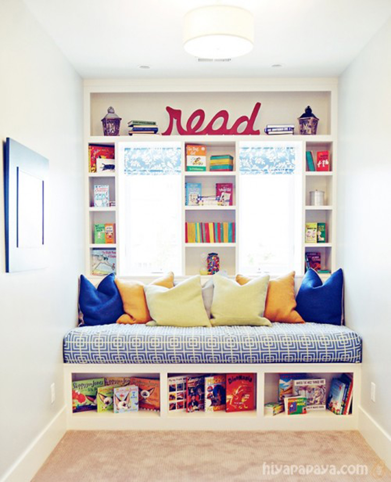 Fun Kids Rooms: 10 Friendly & Fun Kids Playrooms
