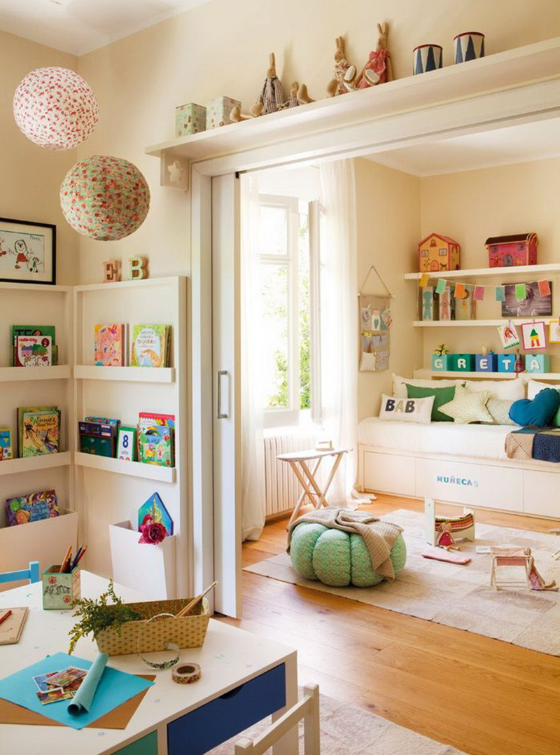 10 friendly & fun kids playrooms ~ tinyme blog