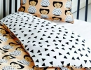 Stylish yet timeless interior | 10 Fun & Loony Bed Linen - Tinyme Blog