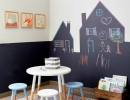 Chalk framework is extraordinary! | 10 Fun Wall Decor Ideas - Tinyme Blog