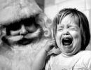 Bonding with jolly ol' Santa Claus | 10 Funny Toddler Moments - Tinyme Blog