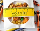 "Extremely stunning ""ruler"" theme gift idea 