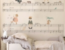 Vintage wallpaper | 10 Gorgeous Girls Rooms - Tinyme Blog