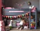 What a fun room! | 10 Gorgeous Girls Rooms - Tinyme Blog