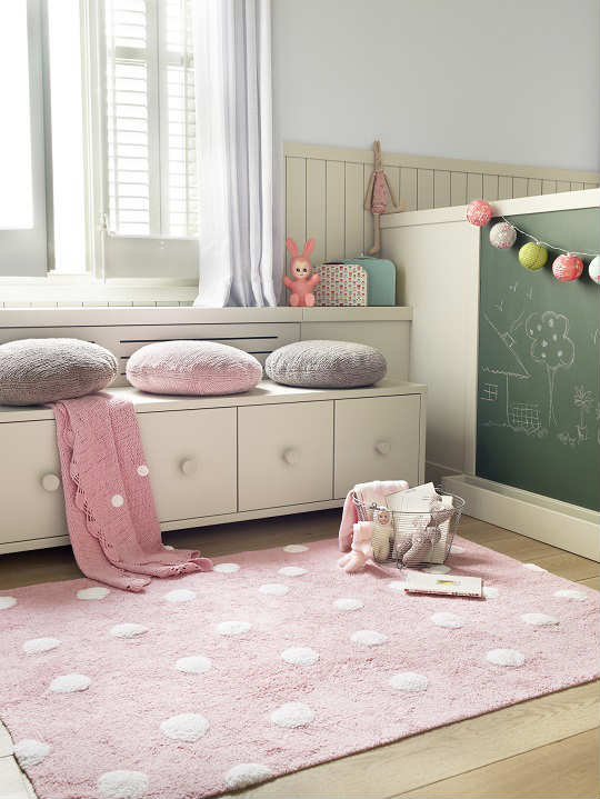 10 gorgeous girls rooms part 2 tinyme blog - Alfombras infantiles en ikea ...
