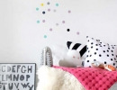 Confetti Fun Girls Room | 10 Gorgeous Girls Rooms Pt 2 - Tinyme Blog