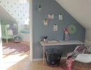 Breaking away from usual girl colors   10 Gorgeous Girls Rooms Part 3 - Tinyme Blog