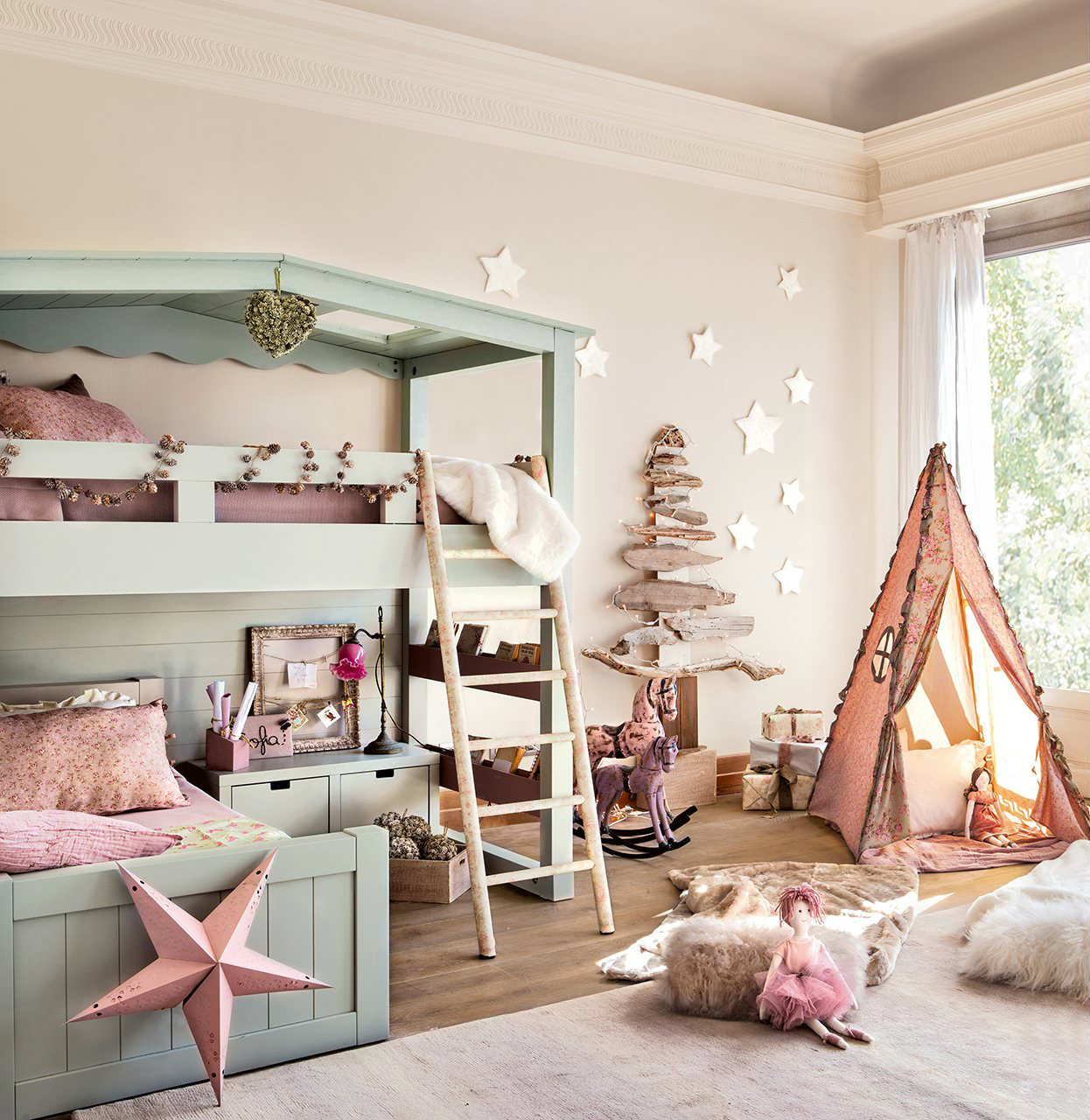 Little Girls Rooms 10 Gorgeous Girls Rooms Part 4