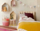 Eclectic kids' room | 10 Gorgeous Girls Rooms Part 4 - Tinyme Blog