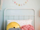 Beautifully soft pastel palette that works | 10 Gorgeous Girls Rooms Part 4 - Tinyme Blog