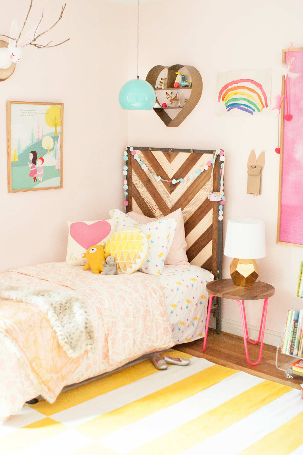 10 Gorgeous Girls Rooms Part 5 - Tinyme Blog on Room For Girls  id=62013