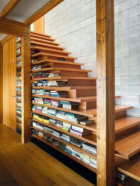 10 inspiring home libraries tinyme blog for Dep design interieur