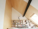 Cool loft mini-library | - Tinyme Blog