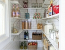 Open shelving | 10 Inspiring Pantry Designs - Tinyme Blog