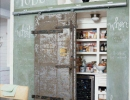 Unique & vintage-styled pantry | 10 Inspiring Pantry Designs - Tinyme Blog