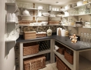 Beautiful country style kitchen butler's pantry | 10 Inspiring Pantry Designs - Tinyme Blog