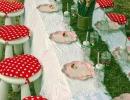 Magical fairy party   10 Kids Backyard Party Ideas - Tinyme Blog