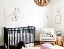 Smart and cozy play space for your kid | 10 Light & Bright Nurseries - Tinyme Blog