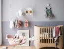 Room that is functionally designed and sweet at the same time | 10 Light & Bright Nurseries - Tinyme Blog