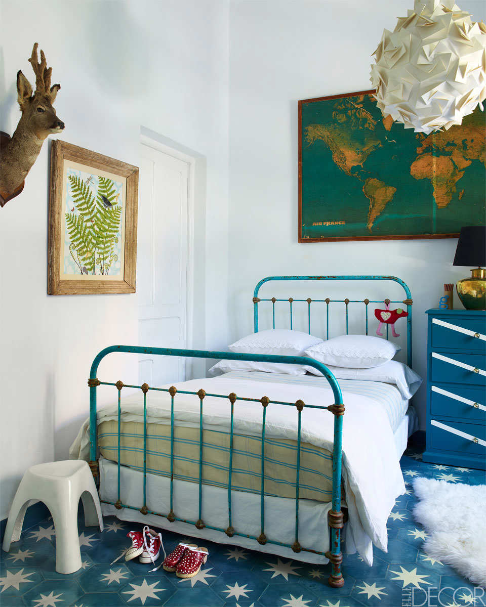 Vintage Kids Room: 10 Lovely Boys Bedrooms Pt 2