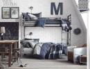 Industrial Style Boys Room | 10 Lovely Little Boys Rooms Pt 2 - Tinyme Blog