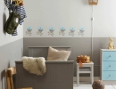 Two Tone Neutral Boys Rooms | 10 Lovely Little Boys Rooms Pt 2 - Tinyme Blog