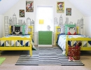 Room for two super boys | 10 Lovely Little Boys Rooms Part 3 - Tinyme Blog
