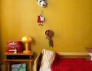 Bright Mustard Room | 10 Lovely Little Boys Rooms Part 5 - Tinyme Blog