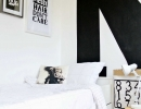 Monochrome Boy's Room | 10 Lovely Little Boys Rooms Part 5 - Tinyme Blog