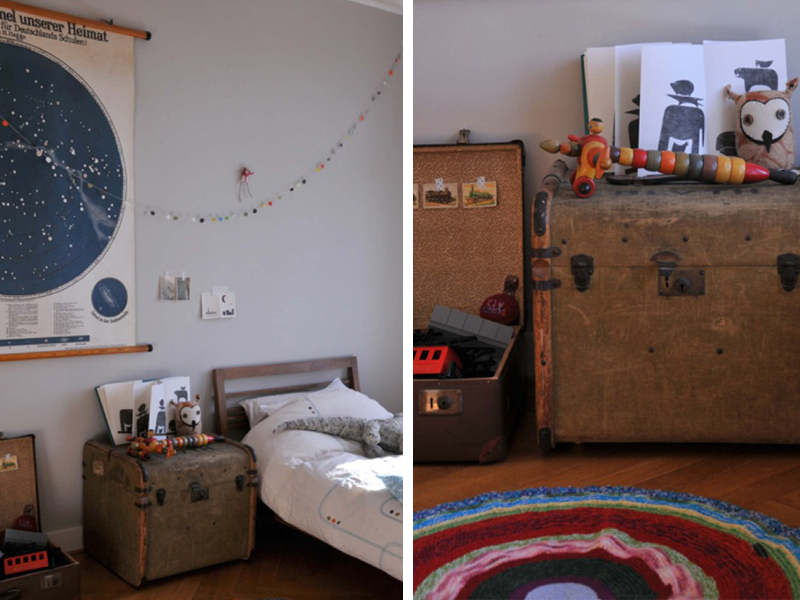 10 Lovely Little Boys Bedrooms - Tinyme Blog