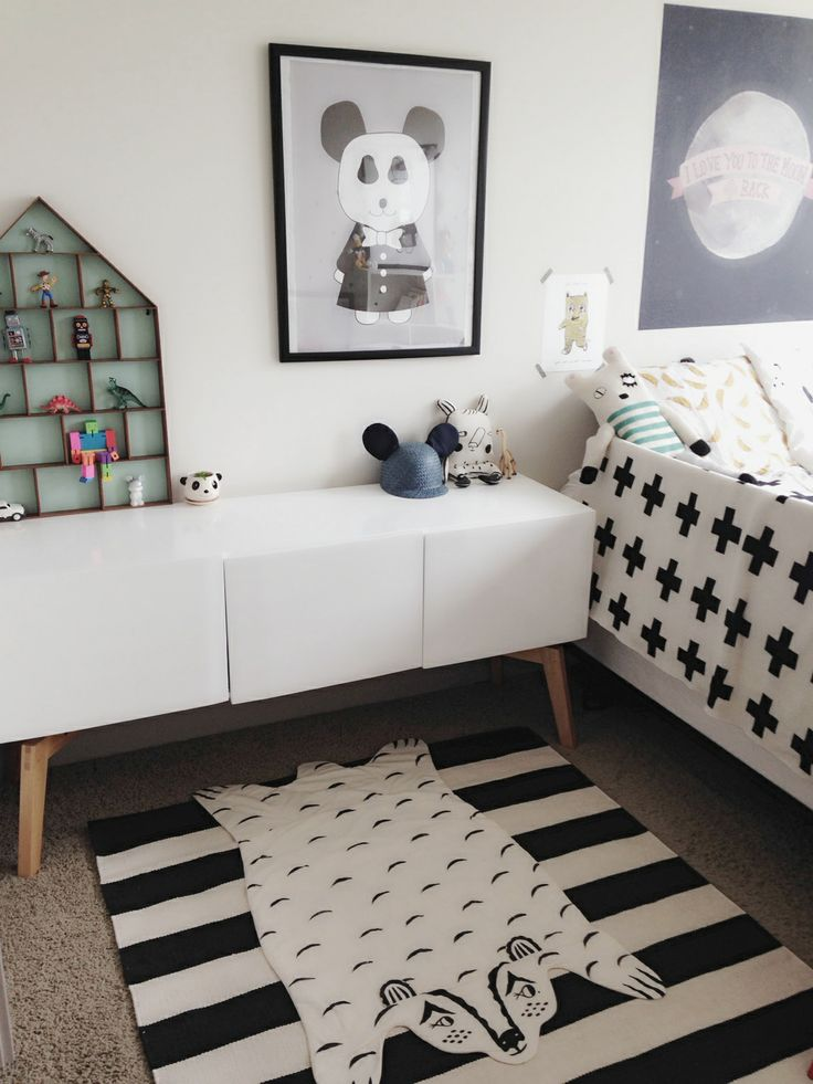 10 lovely little boys bedrooms tinyme blog - Objet deco chambre bebe ...