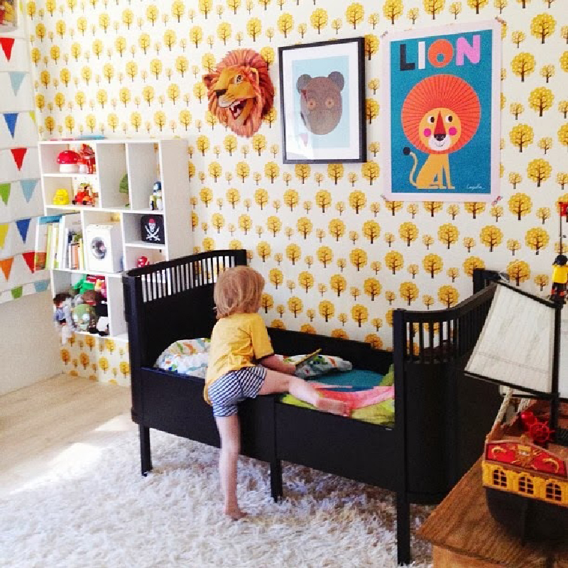 10 lovely little boys bedrooms tinyme blog for Little kids room