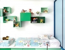 Colourful and creative   10 Lovely Little Boys Rooms - Tinyme Blog