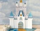 Cinderella Dresser Top Castle | 10 Marvellous Cardboard Castles - Tinyme Blog