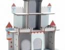 Shelves castle Citadel knight | 10 Marvellous Cardboard Castles - Tinyme Blog