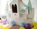 Sweet Little Castle | 10 Marvellous Cardboard Castles - Tinyme Blog