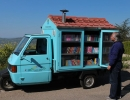 Little library truck | 10 Mobile Libraries - Tinyme Blog