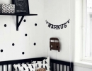 Lovely boys room   10 Monochrome Kids Rooms - Tinyme Blog