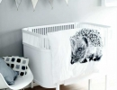 Eclectic kids room | 10 Monochrome Kids Rooms - Tinyme Blog