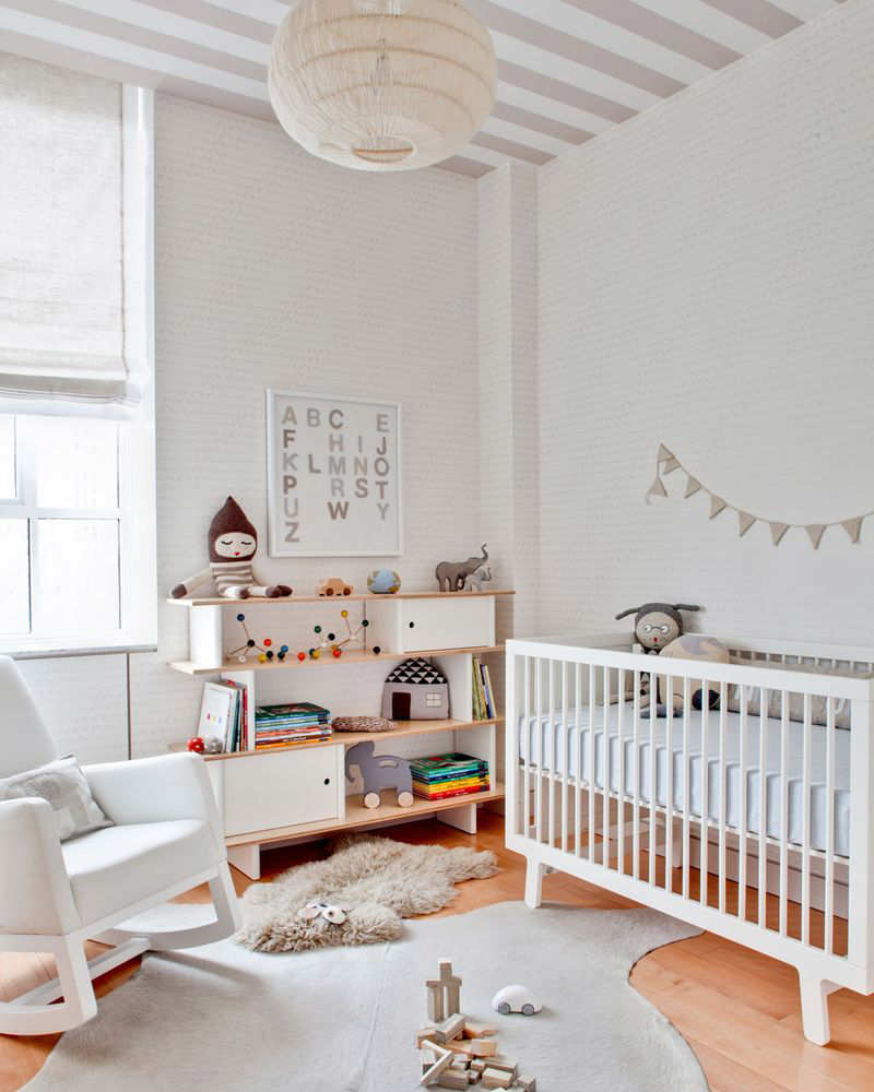 Your Little One Will Love These 8 Gender Neutral Nurseries: 10 Nicely Neutral Nurseries