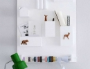 Stunning wall organiser by Sinnenrausch | 10 New Year Organisation Ideas - Tinyme Blog